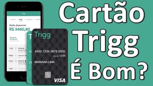 Cartão Trigg é confiável