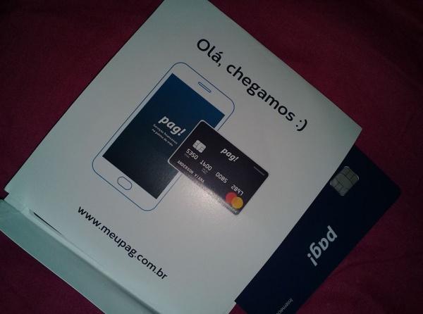 Como Solicitar (Fazer) Cartão Meu Pag!