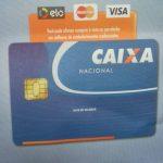 Como fazer saque com cartão de crédito CAIXA