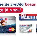 Aprenda emitir 2ª Via da Fatura do Cartão Casas Bahia