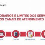 Limite de transferência do Bradesco (2019)