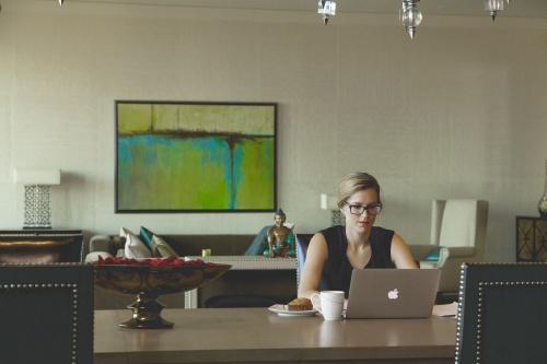 Quatro Dicas para Trabalhar em Casa