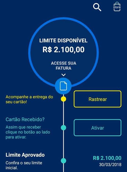 013a4630d Como aumentar limite do Cartão Digio  DICAS E TRUQUES