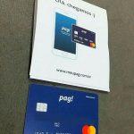 Como desbloquear o Cartão de crédito Meu Pag!