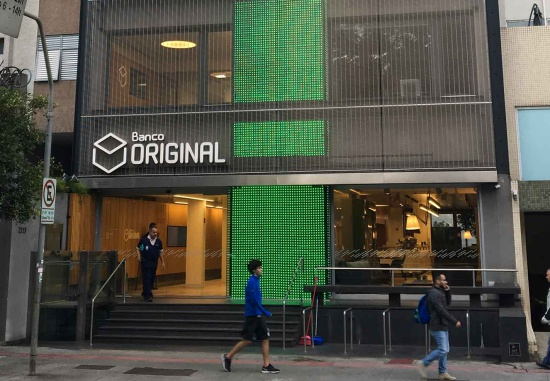 Sede do Banco Original