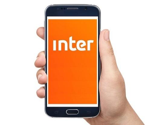 aplicativo do banco inter