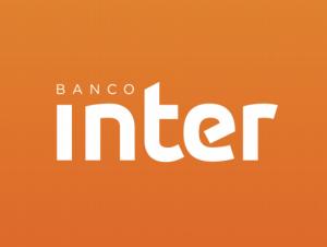 logo do banco inter