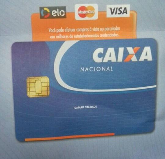 cartão de crédito da caixa nacional