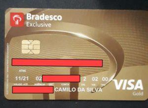 Bradesco aceita Negativados no Cartão de Crédito