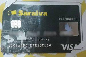 Cartão Saraiva é bom