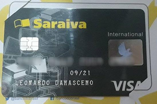 1d509bd0d Cartão Saraiva é bom? Não tem anuidade?