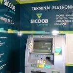 Limite de saque no Caixa Eletrônico Sicoob com cartão