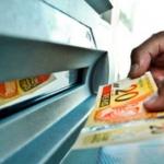Limite de saque no caixa eletrônico Santander