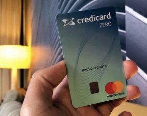 rastrear o cartão Credicard