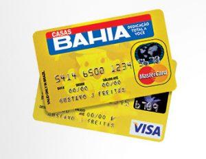 saber se meu Cartão Casas Bahia foi aprovado