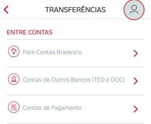 Como Fazer Transferência no App Bradesco