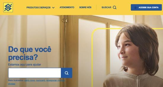 Transferência entre contas Banco do Brasil cai na hora